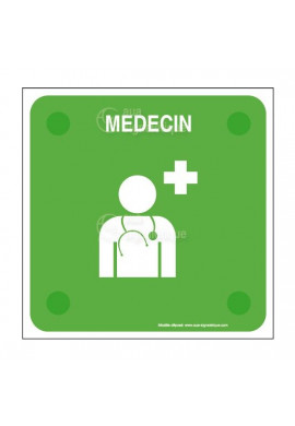 Médecin PlexiSign
