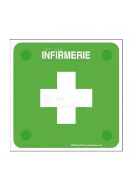 Infirmerie PlexiSign