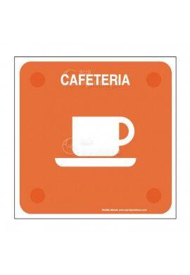 Cafétéria PlexiSign