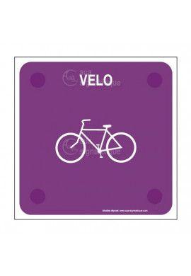 Vélo PlexiSign