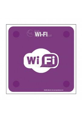 Wifi PlexiSign