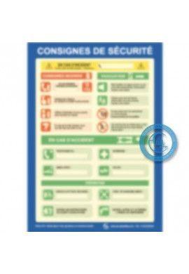 Consignes Générales de Sécurité-PH