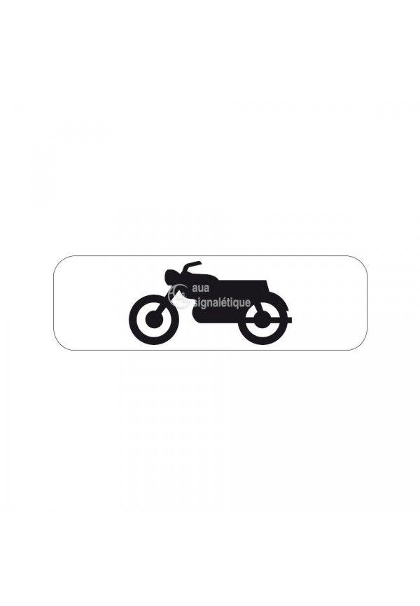 Panonceau moto - M4c