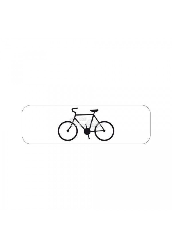 Panonceau vélo - M4d1
