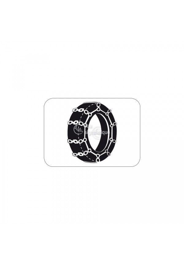 Panonceau chaîne à neige - M4j