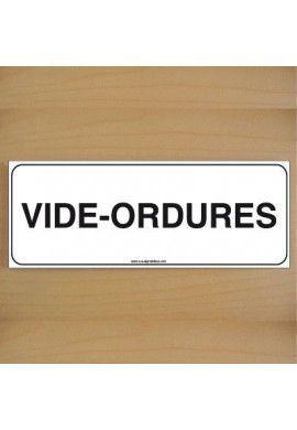 ClassicSign - Vide-Ordures