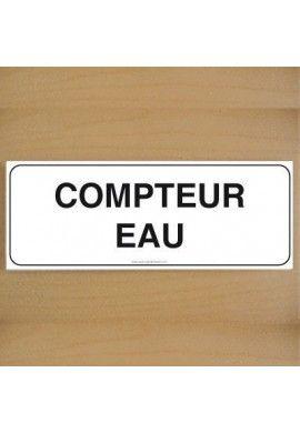 ClassicSign - Compteur d'Eau