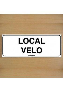 ClassicSign - Local Vélo