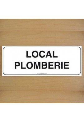 ClassicSign - Local Plomberie