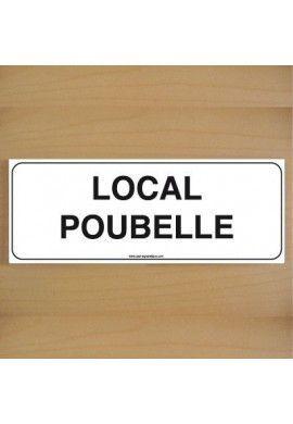 ClassicSign - Local Poubelle