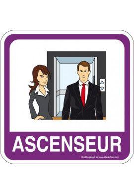 Ascenseur FunSign-A