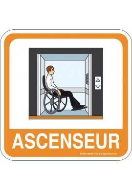 Ascenseur Handicapé FunSign-A