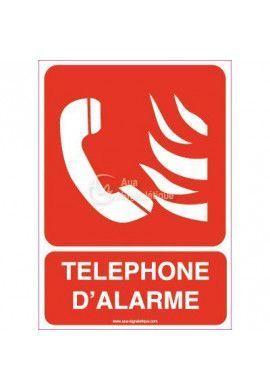 Panneau Téléphone D'alarme