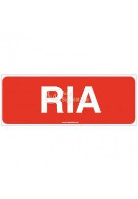 Panneau RIA - B