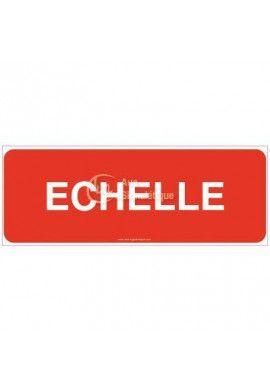 Panneau Echelle - B