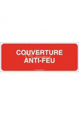 Panneau Couverture anti-feu rouge - B
