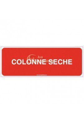Panneau Colonne sèche-B