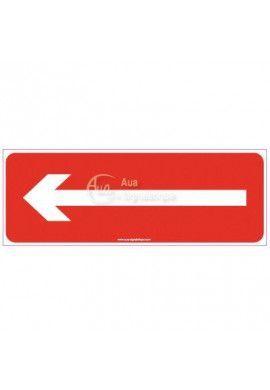Panneau Flèche directionnelle