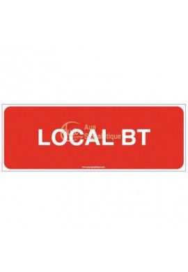 Panneau Local BT