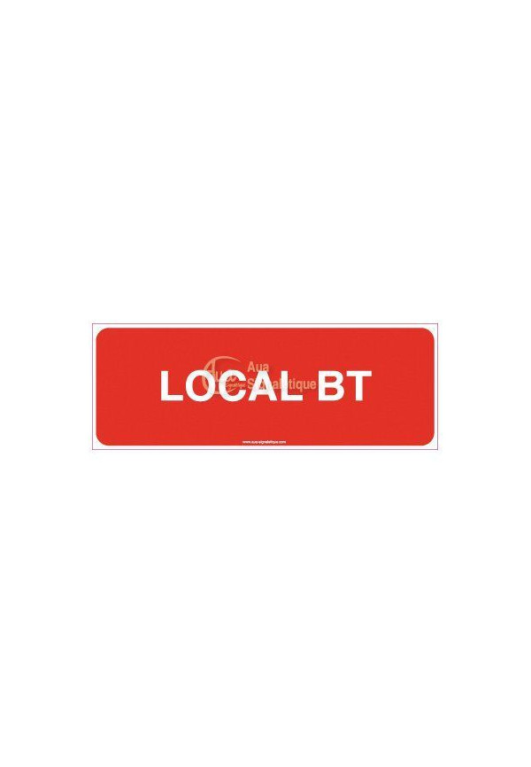 Panneau Local BT