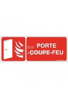 Panneau Porte coupe-feu Horizontal