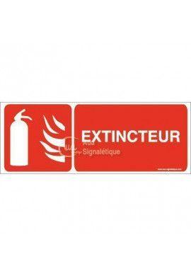 Panneau Extincteur 02