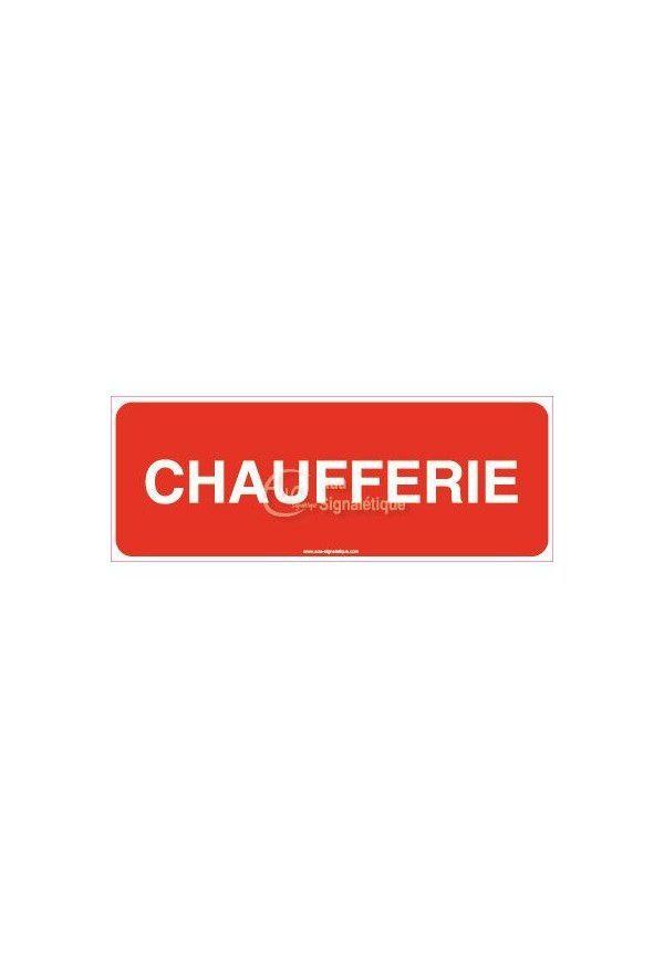 Panneau Chaufferie-B