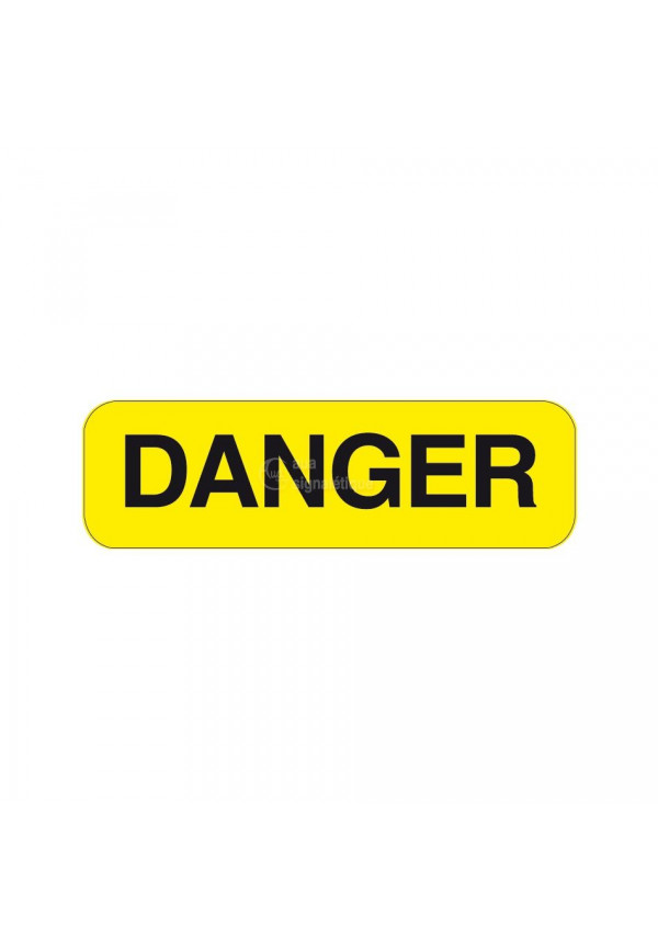 Panonceau Danger KM9-11