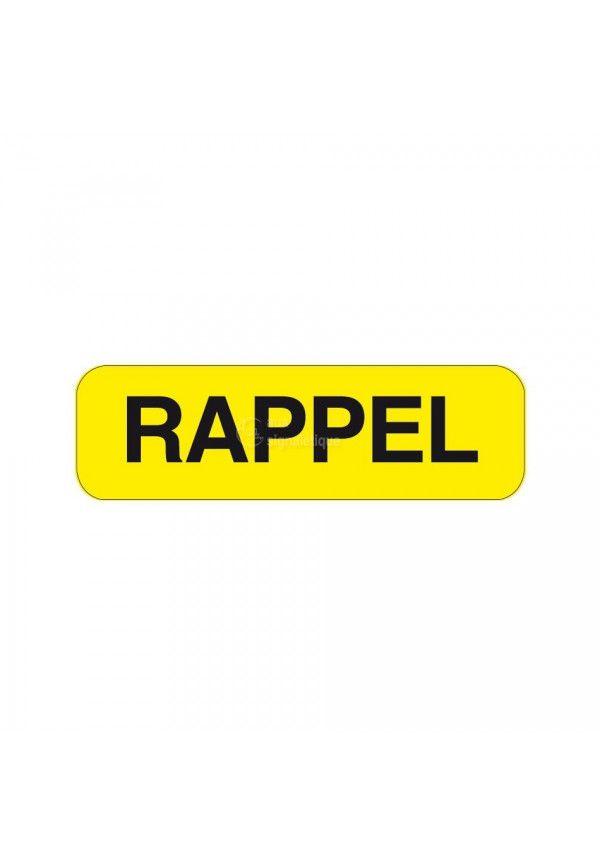 Panonceau Rappel KM9-24