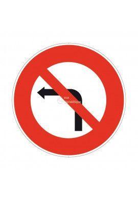 Interdiction de Tourner à Gauche Temporaire - BK2a