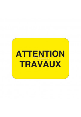 Attention Travaux - KC1-22P