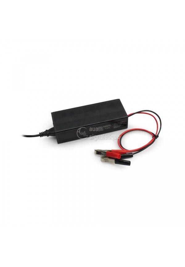 Chargeur de batterie 12V / 10A 120W 1 Sortie