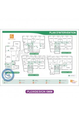 Plan d'intervention PlexiDesign - A3
