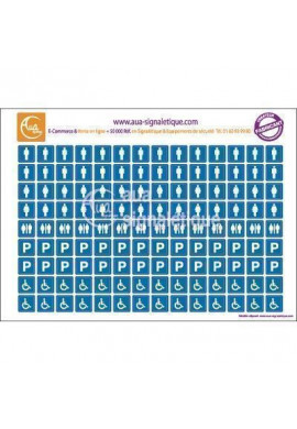 Symboles graphiques - Signalétique