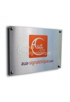 Plaque AluDesign Standing
