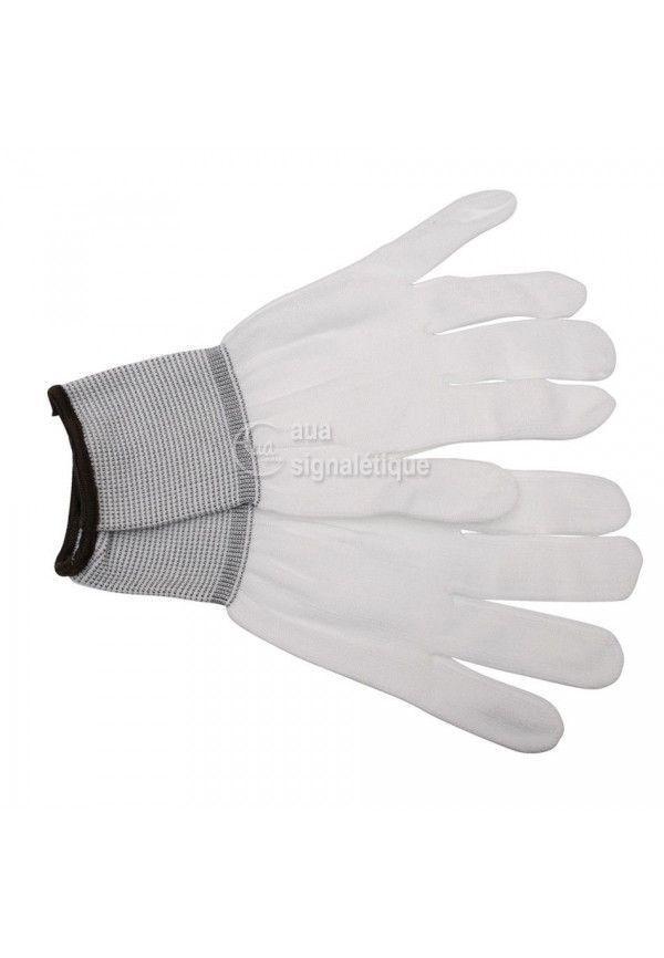 Paire de gants vinyle