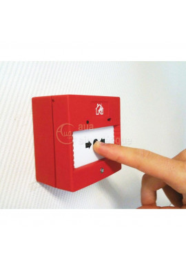 Alarme Incendie TYPE 4 à pile