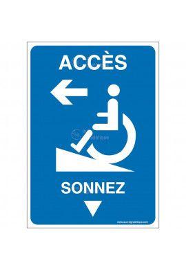 Panneau Accès gauche - Sonnez-AI
