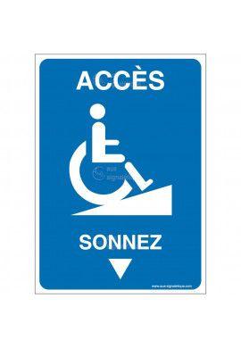 Panneau Accès - Sonnez-AI