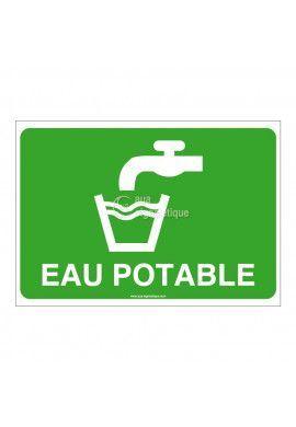 Panneau Eau Potable - AP