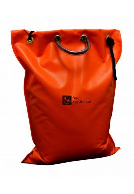 Sac de lestage orange