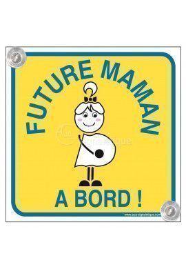 Kit panneau ventouse - Future Maman