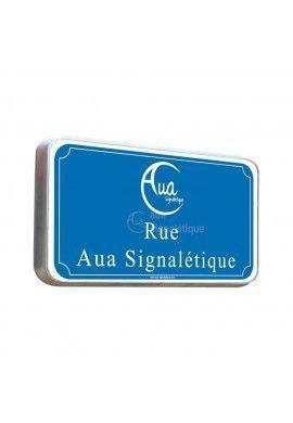 Routier - Plaque de Rue
