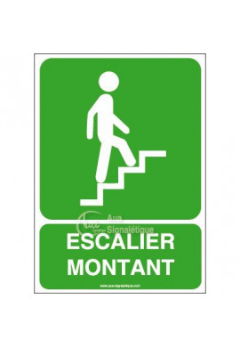 Panneau Escalier Montant -Verti