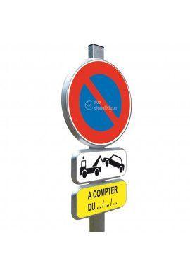 Kit Travaux sur rue -Stationnement interdit