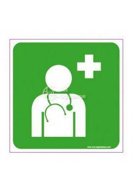 Panneau Médecin