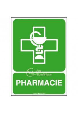 Panneau Pharmacie-AI