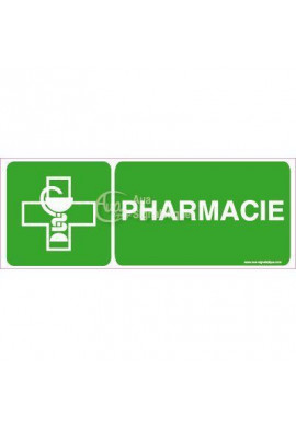 Panneau Pharmacie Avec Picto