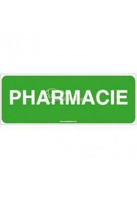 Panneau Pharmacie-B