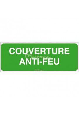 Panneau Couverture Anti-Feu-B